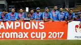 Cricket-India clinch T20 to complete tour whitewash in Sri Lanka