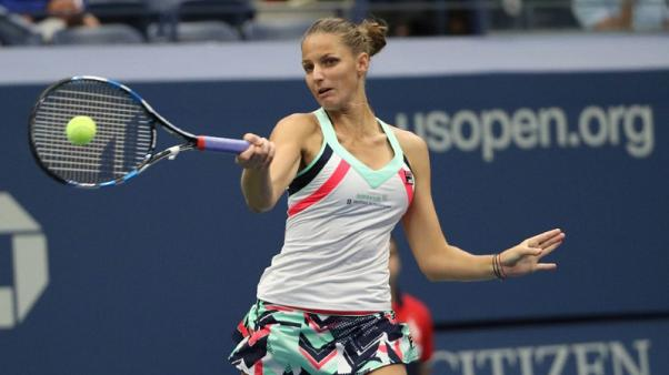 Pliskova ready to move on from brief spell as world number one