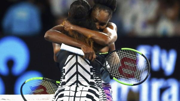 Mats point: U.S. women inspired by the Williams sisters