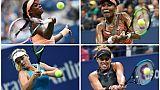 US Open: un dernier carré féminin 100% américain et un paradoxe