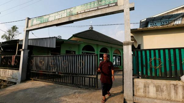 Indonesian school a launchpad for child fighters in Syria's Islamic State