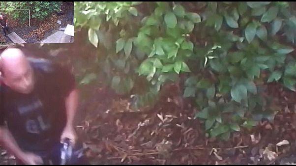 Omicida incastrato da video, fermato