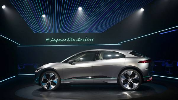 All new Jaguar Land Rover cars to have electric option from 2020