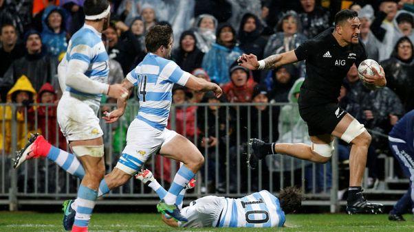 All Blacks expect 'beast' to emerge against Pumas