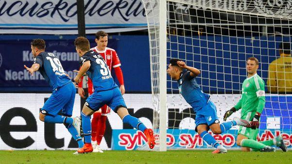 Bayern's Alaba injured, Rudy ready for Hoffenheim return