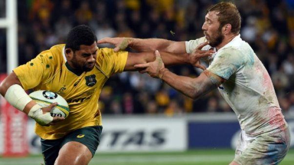 Rugby Championship: l'Australie effectue 4  changements pour affronter les Springboks