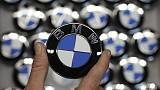 BMW readies mass production of electric cars, 12 models by 2025