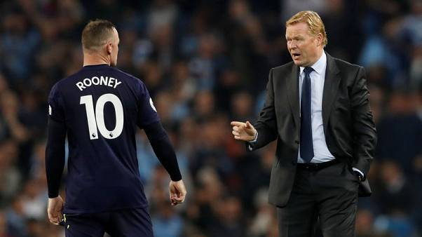 Koeman disappointed by Rooney's actions after drink-driving charge