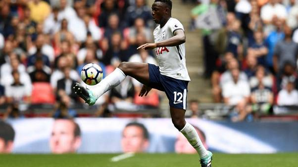 Tottenham's Wanyama out for weeks with knee injury