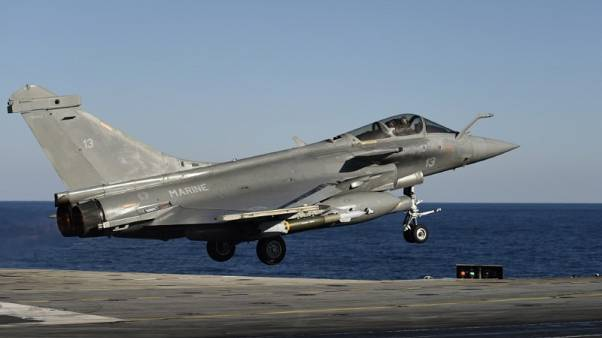 France offers Belgium to supply its army with Rafale war planes