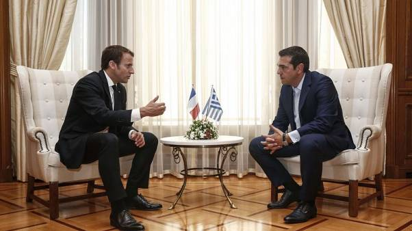 Greece 'ready and determined' to exit bailout in 2018, PM says