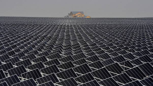 EU likely to cut minimum import price for Chinese solar panels