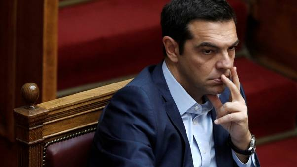Europe must solve financial problems without IMF - Greek PM