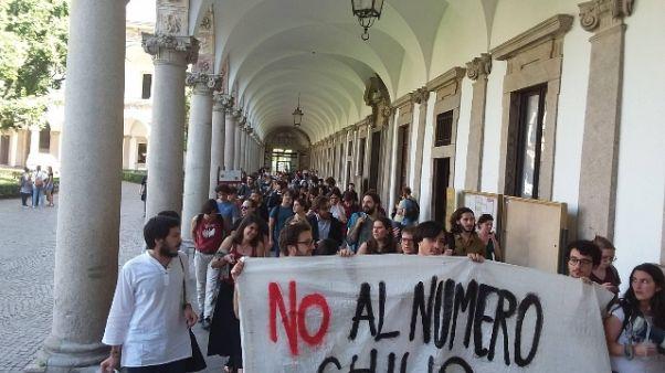 Statale Milano: aperte le iscrizioni