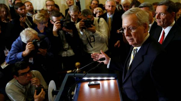 Senate passes disaster aid, government funding, higher debt ceiling