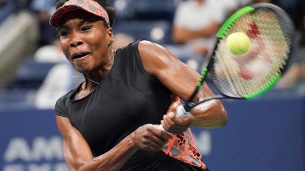 Venus not going anywhere despite U.S. Open defeat