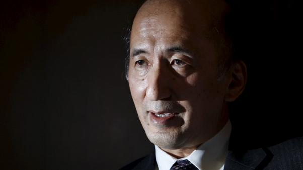 Japan inflation will pick up but more time needed to hit BOJ's 2 percent target - deputy governor