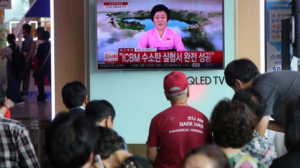 Most South Koreans doubt the North will start a war - poll