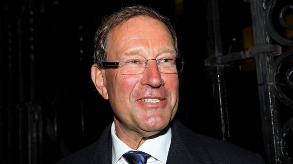 Trinity Mirror in talks to buy Richard Desmond's newspapers