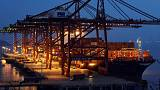 China August imports beat forecasts but exports shows signs of softening