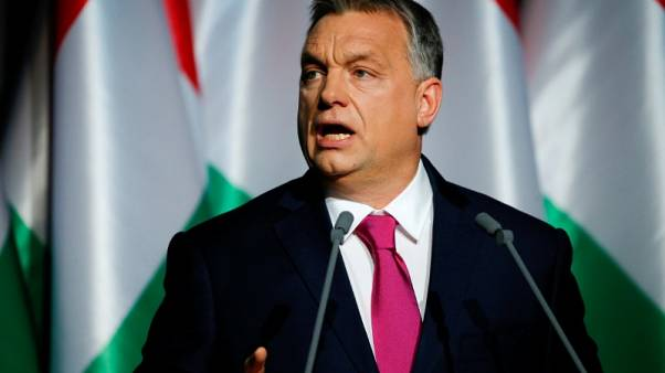 Hungarian PM Orban says will fight after EU ruling on migrant quota