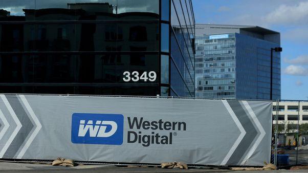 Western Digital seeks Y50 billion from Apple to help finance Toshiba chip bid - Kyodo