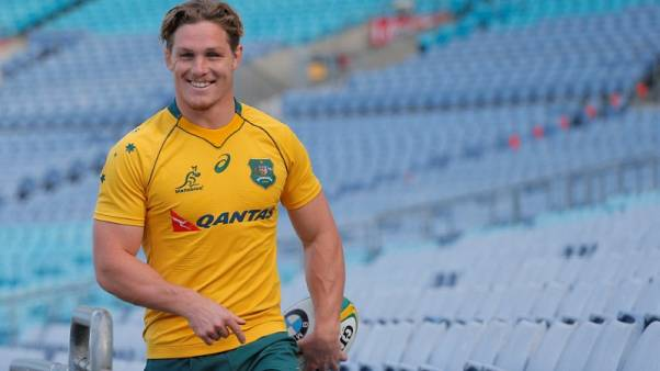 Force axing no distraction for Wallabies in Perth, says Hooper