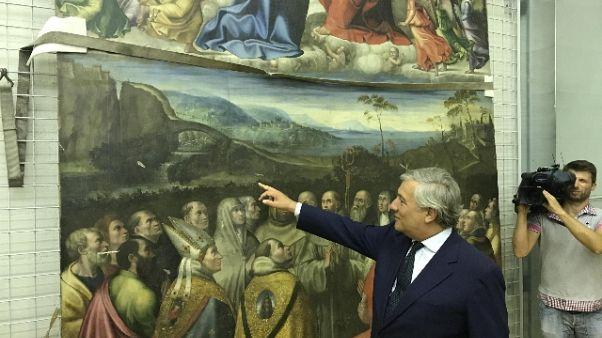 Tajani, populismo vinto dando risposte