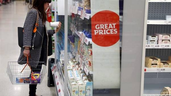 UK inflation expectations hold steady despite recent price climb - Bank of England