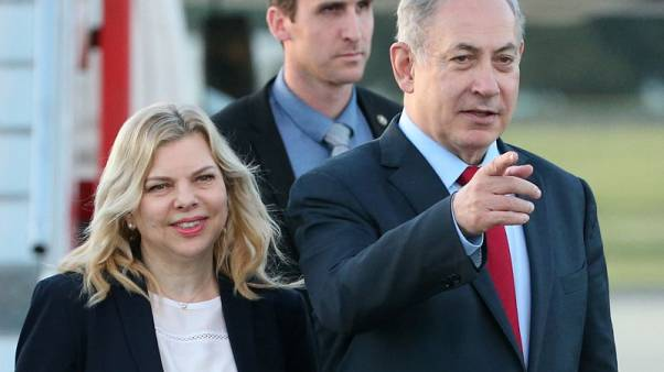 Israel's Sara Netanyahu may face indictment - attorney-general