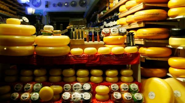 Shanghai's hard line on soft cheese could hurt European companies