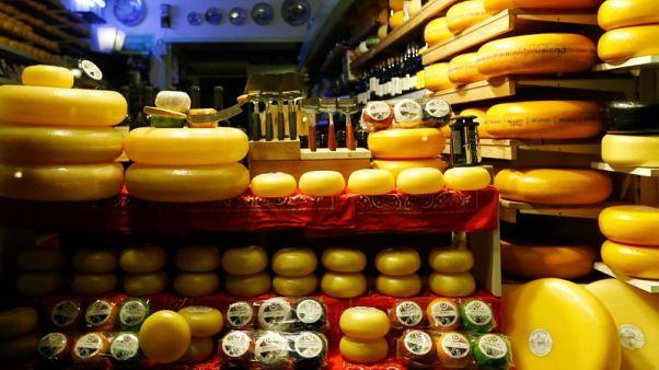 Shanghai's hard line on soft cheese could hurt European companies