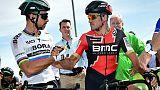 Cyclisme: un duel Sagan/Van Avermaet arbitré par Uran aux GP de Québec et Montréal
