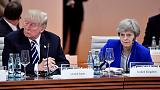 Trump visit to Britain still unfixed nine months after May's invitation - sources
