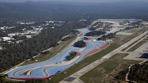 French GP aiming for reduced crowd and congestion