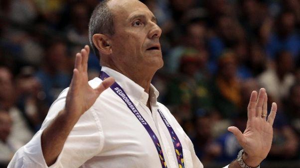 "Eurobasket: Messina ""dura con Finlandia"""