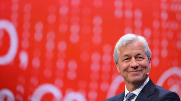 Jamie Dimon leaves Wall Street perch to have a say in Washington
