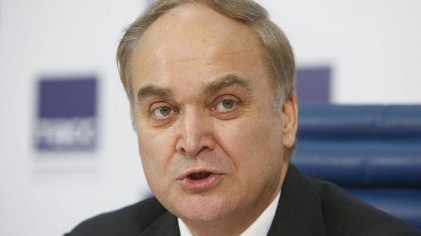 New Russian envoy describes 'warm' meeting with Trump - agencies