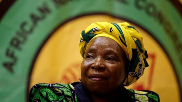 South Africa's Dlamini-Zuma, ANC leadership contender, to become MP