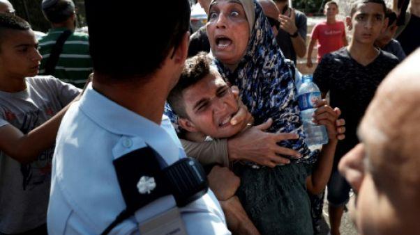Heurts à Jérusalem-Est après l'éviction d'une famille palestinienne