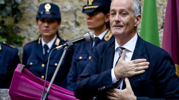 Gabrielli: 'marcia su Roma' non si farà