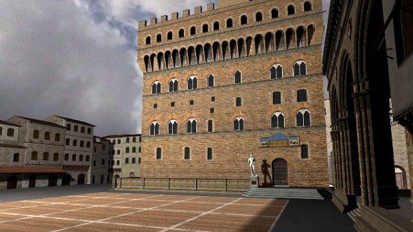 Cc Firenze: fascicolo procura militare