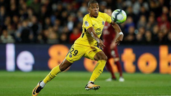 Mbappe strikes as PSG beat 10-man Metz 5-1
