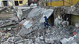 Mexique: au moins 65 morts dans le séisme, deux dans l'ouragan