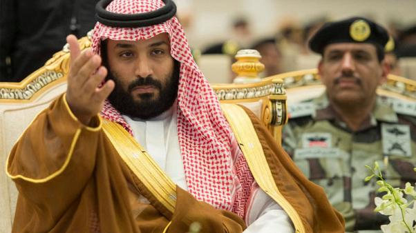 Saudi crown prince talks with Qatari emir on Gulf crisis