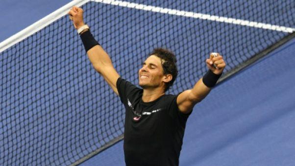 US Open: Nadal tient son rang, Anderson tient sa finale