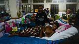 Au Bangladesh, les Rohingyas blessés affluent dans les hôpitaux