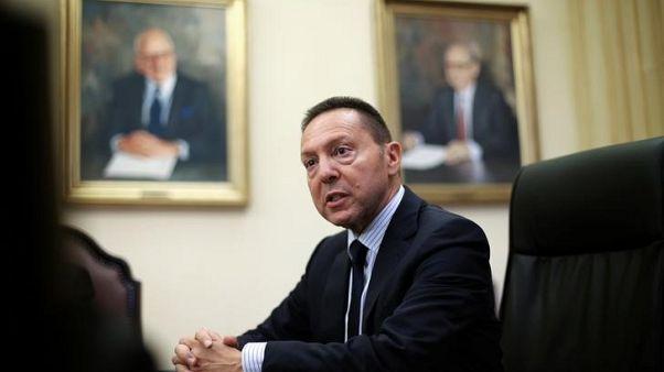 ECB's Stournaras backs calls for euro zone integration