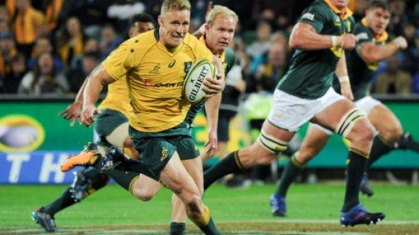 Rugby Championship: Australie et Afrique du Sud dos à dos (23-23)