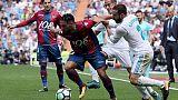 Liga:sorpresa Real, Levante 1-1 a Madrid